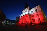 Lubelski ratusz i Arena Lublin zmienią kolor. W majowy weekend będą podświetlone w barwy narodowe