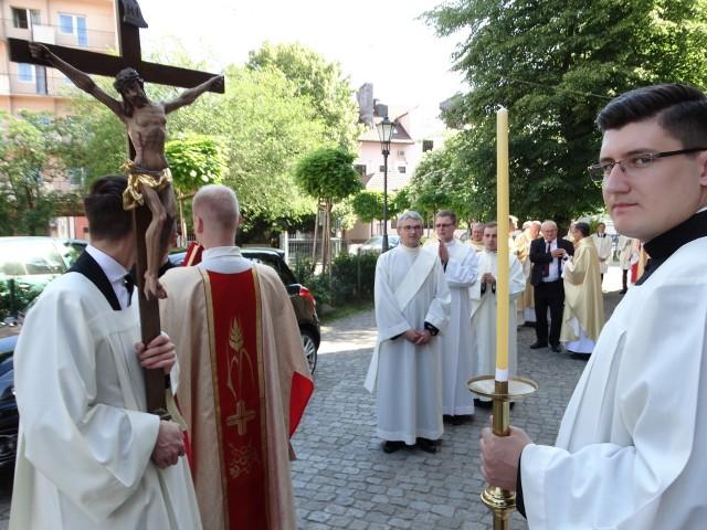 Dwie ostatnie uroczystości święceń kapłańskich odbywały się w Zielonej Górze. Na zdjęciu uroczystość z 2018 r.