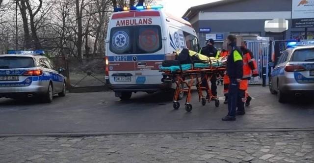 Zabójstwo przy ul. Kolejowej w Jelczu-Laskowicach 11.01.2021