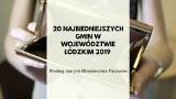 20 najbiedniejszych gmin w województwie łódzkim: dane Ministerstwa Finansów. Ranking najbiedniejszych gmin w regionie łódzkim 16.01.2020