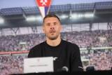 Lukas Podolski zakażony koronawirusem. Złe wieści dla Górnika Zabrze i niemieckiej telewizji
