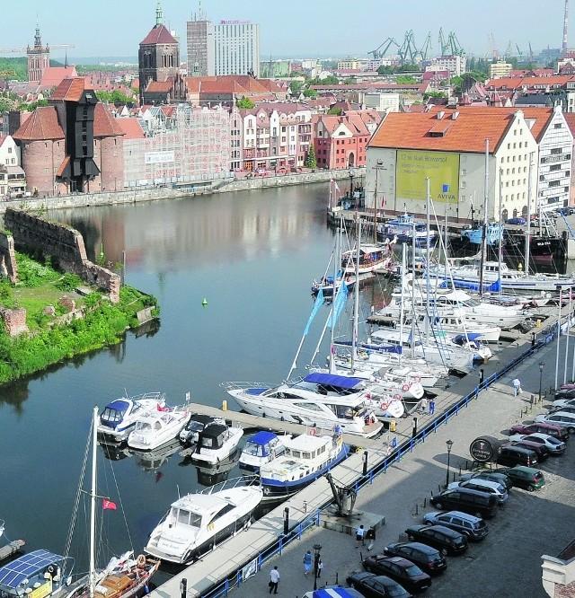 Marina w Gdańsku