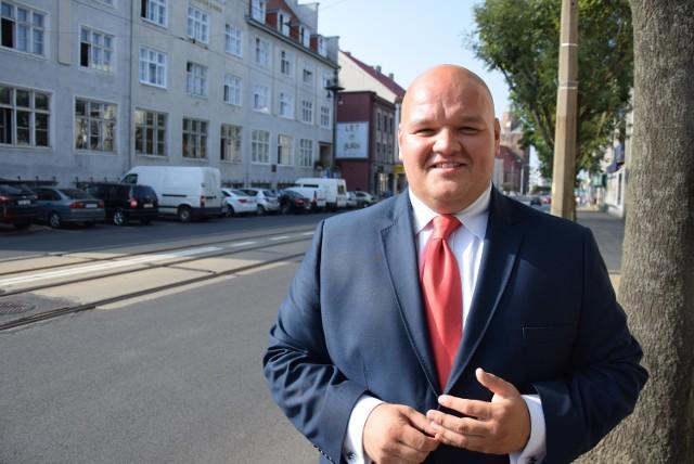 Radosław Sujak działa w samorządzie od dziesięciu lat.