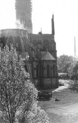 Pożar łódzkiej katedry. 50 lat temu