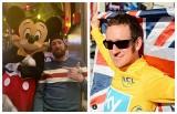"""Sir Bradley Wiggins OSZALAŁ? """"Myszka Miki to p*** i pedofil!"""" - krzyczał w... Disneylandzie [WIDEO]"""