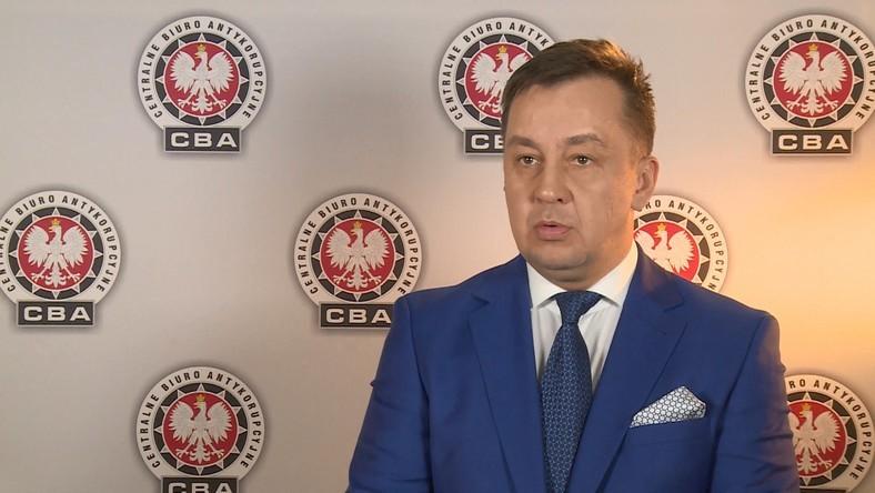 Piotr Kaczorek złożył rezygnację z pracy w Centralnym Biurze Antykorupcyjnym
