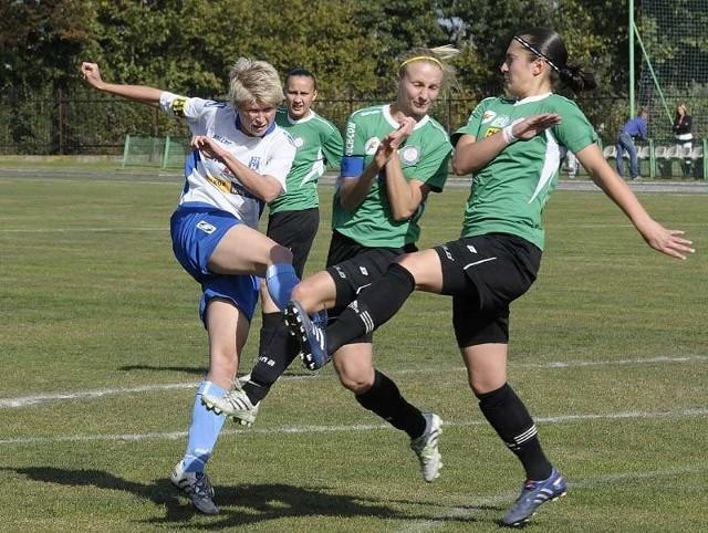 Bydgoszczanki zremisowały sobotni mecz.