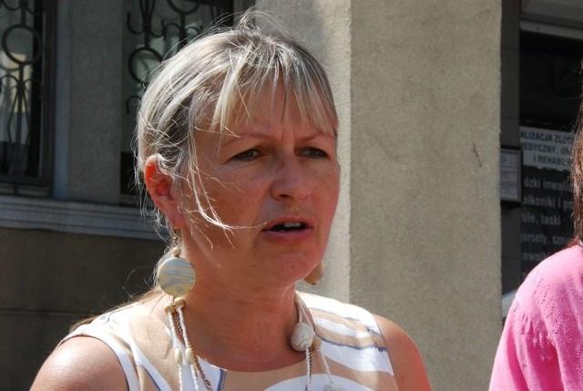 Nie mamy z kim rozmawiać, nie mamy do kogo pójść - mówi Alina Worobiej. - Czekamy, aż w ministerstwach i parlamencie skończy się przerwa urlopowa