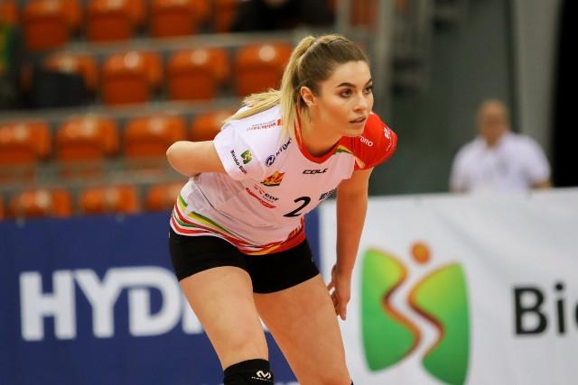 Marta Krajewska ostatnie dwa sezony była siatkarką BKS-u Stali Bielsko-Biała, teraz reprezentować będzie barwy Developresu Rzeszów