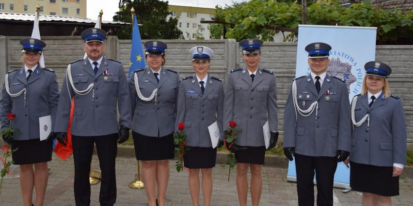 Policjanci  z regionu obchodzili 101 rocznicę  powołania Policji Państwowej.