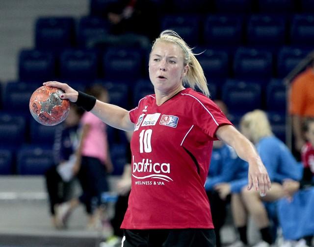 Monika Głowińska zdobyła dla Pogoni sześć bramek.
