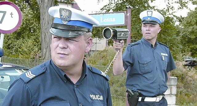W poniedziałek Marcin Lanartowicz i Grzegorz Grygiel skupiali się przede wszystkim na kierowcach przewożących gruby osób.