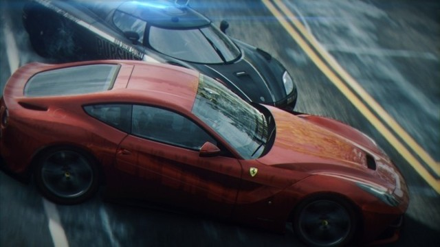 Need for Speed RivalsNeed for Speed Rivals: Zwiastun i gameplay (wideo)