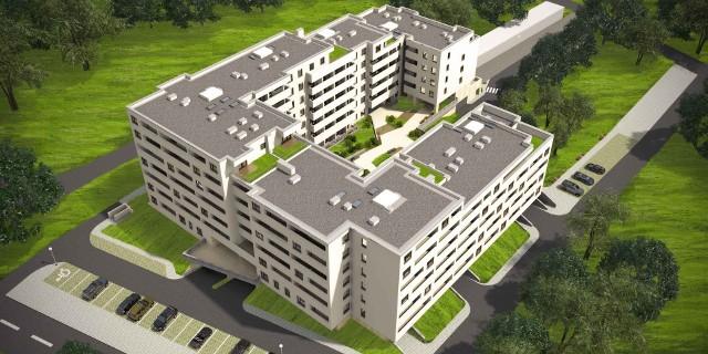 Galene House Prace przy budowie osiedla Galene House obejmują dwa etapy. Pierwszy zakończony będzie w IV kwartale 2014 roku, drugi w IV kwartale 2015 roku