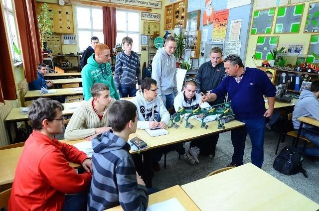 Tegorocznym hitem okazał się technik weterynarii, utworzony w szkole na Golęcinie.