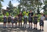 Huta Stalowa Wola podarowała dzieciom plecaki na wyjazdy rekreacyjne