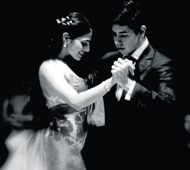 Sebastian Jimenez i Maria Ines Bogado