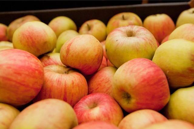 Na początku marca jabłka były o 1 proc. droższe niż przed rokiem