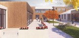 Chcą wybudować pierwszy taki dom w Polsce [wizualizacje]
