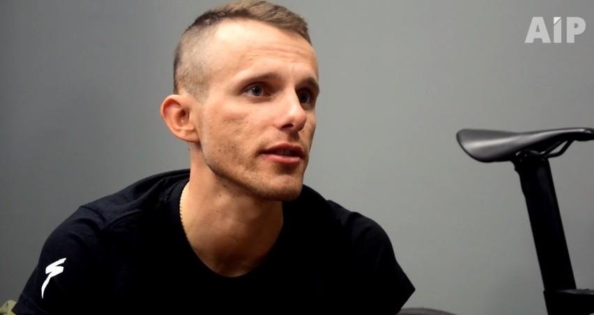 Rafał Majka: Bezpieczeństwo kolarzy jest najważniejsze