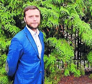 Bartłomiej Głowala, przewodniczący Miejskiej Komisji Wyborczej w Słupsku
