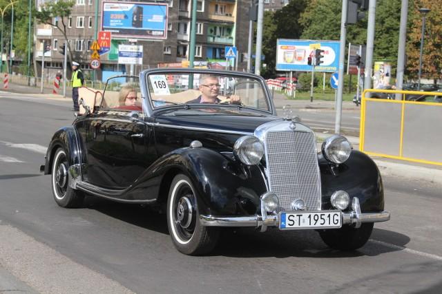 Sosnowieckie Spotkania Starych Samochodów