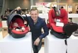 Marcin Mroczek prezentował na targach Kids' Time w Kielcach cuda dla dzieci!
