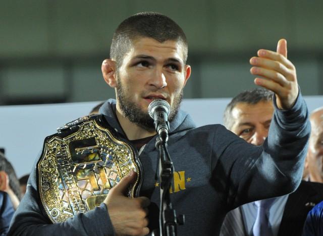 Chabib Nurmagomiedow