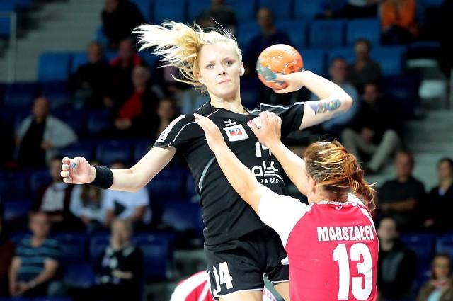Patrycja Królikowska i jej koleżanki z Pogoni Baltica rozegrają w tym roku jeszcze pięć spotkań w Superlidze.
