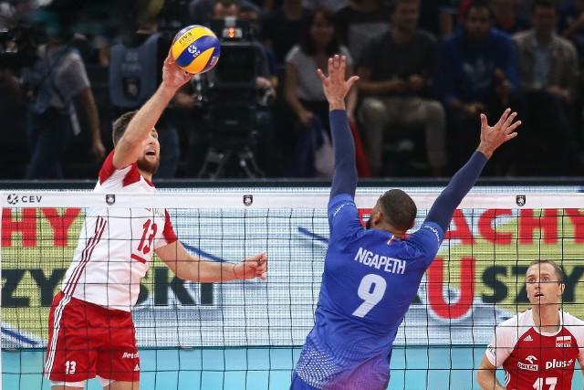 Polscy siatkarze zdobyli brązowe medale mistrzostw Europy. W decydującym meczu wygrali z Francją 3:0. Zobacz, jak sobotnie starcie wyglądało na zdjęciach.