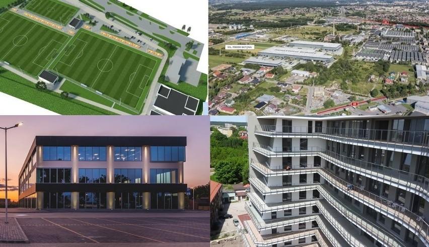 W Białymstoku budują się głównie inwestycje deweloperów...