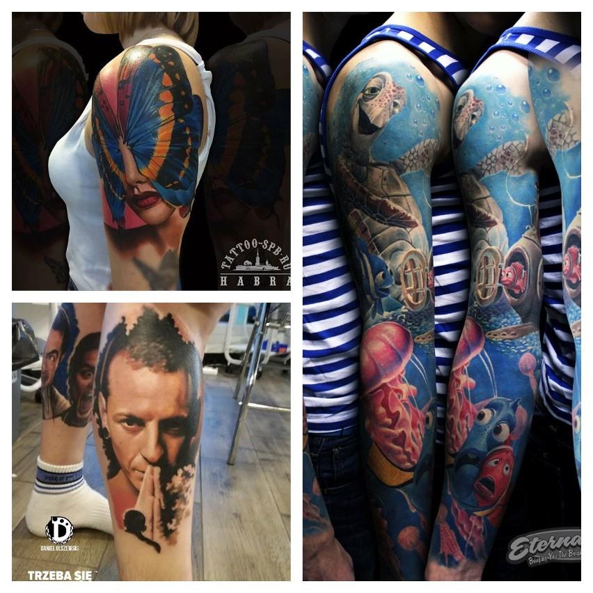 Tatuaże W Białymstoku Zobacz Najciekawsze I Najbardziej
