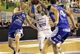 Zwycięstwo!!! Koszykarze Stelmetu Enei BC Zielona Góra po raz trzeci wygrali z Rosą Radom. W półfinale play off zagrają z Anwilem Włocławek