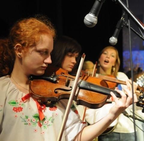 Po raz 16. w gorzowskim teatrze odbyly sie XVI spotkania z kulturą lemkowską.