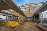 Nowy Sącz: budowa dworca MPK wyprzedza zakładany harmonogram
