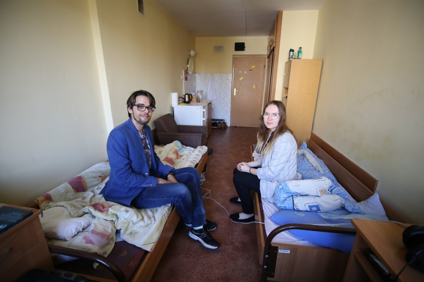 Tak mieszkają studenci Politechniki Śląskiej. Odwiedziliśmy...