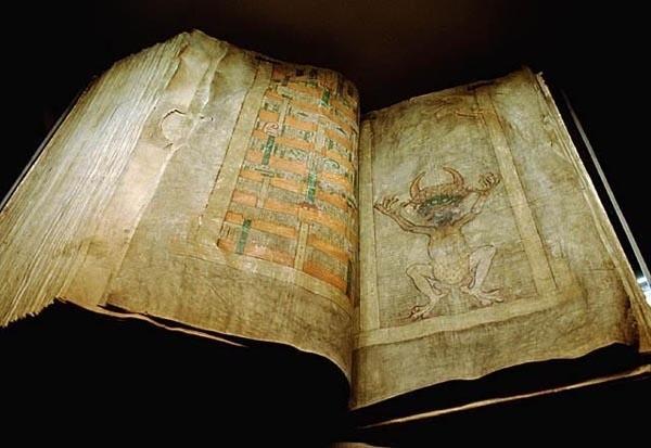 Codex Gigas...
