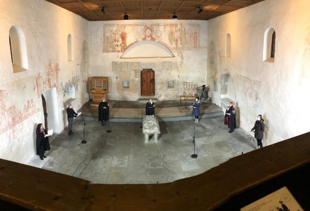 """Festiwal rozpocznie się koncertem """"Cantrix"""", w którym Agnieszka Budzińska-Bennett wraz z kierowanym przez siebie ensemble Peregrina zaprezentuje muzykę hiszpańskich żeńskich klasztorów królewskich"""