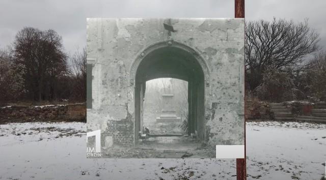 Miłośnicy historii ze stowarzyszenia Perkun za pomocą filmu i na starych zdjęciach pokazują, jak niegdyś wyglądało Stare Miasto w Kostrzynie.