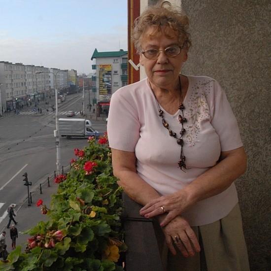 - Nie trzeba się namyślać, tylko zacząć budowę tego deptaku - mówi Zofia Baradziej z ul. Sikorskiego 129