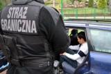 Szypliszki: Nielegalni imigranci z Wietnamu w audi. Wpadli na granicy