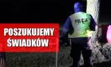 Zginęli bracia. Policja szuka świadków śmiertelnego wypadku na drodze 209