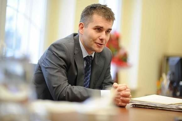 Prezydent Kędzierzyna-Koźla Tomasz Wantuła