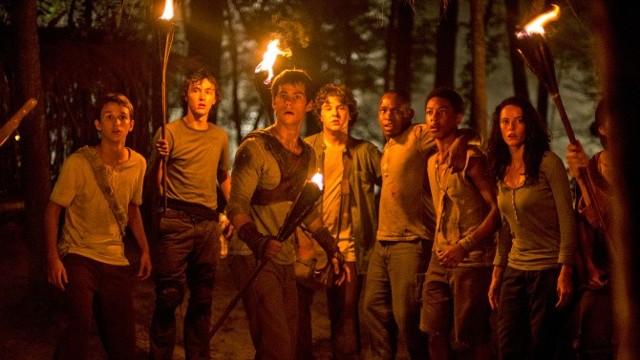 """Box Office: """"Więzień labiryntu: Próby ognia"""" z najlepszym wynikiem"""