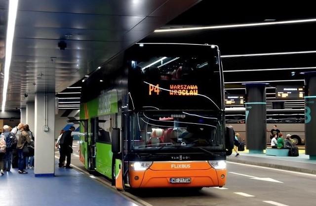 FlixBus przywraca kursy z Wrocławia do miast w Polsce, Niemczech, Francji i Holandii.