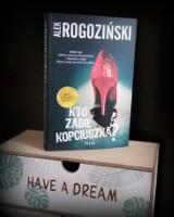 """Komedia kryminalna - czym to się je? Alek Rogoziński """"Kto zabił Kopciuszka?"""" RECENZJA"""