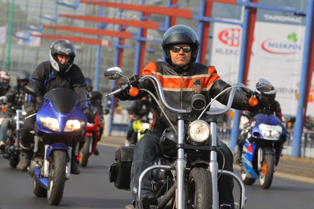 W sobotę w Poznaniu motocykliści rozpoczną kolejny sezon specjalną paradą