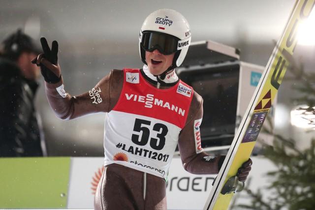 MŚ Lahti 2017: Piotr Żyła