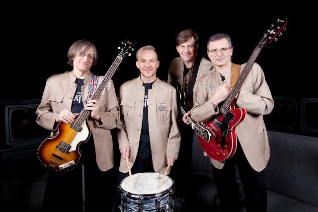 Żuki Rock And Roll Band z Poznania zagrają w sierpniu w Liverpool podczas tamtejszego International Beatle Week