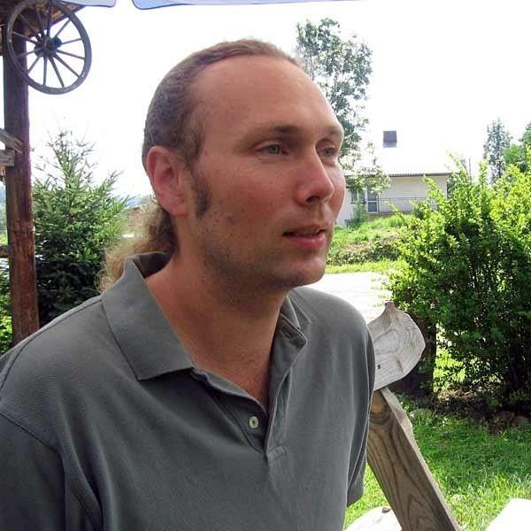 Shaun Cutts: - Zakochałem się w Choceniu i z tym miejscem wiążę swoją przyszłość.